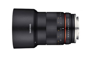 Samyang MF 85mm F1.8 – New Lens For Mirrorless Cameras With APS-C Size Sensors
