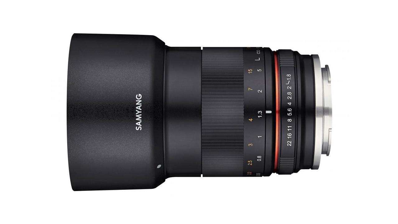 Samyang MF 85mm F1.8 – Nuevo Lente Para Cámaras Mirrorless Con Sensores APS-C