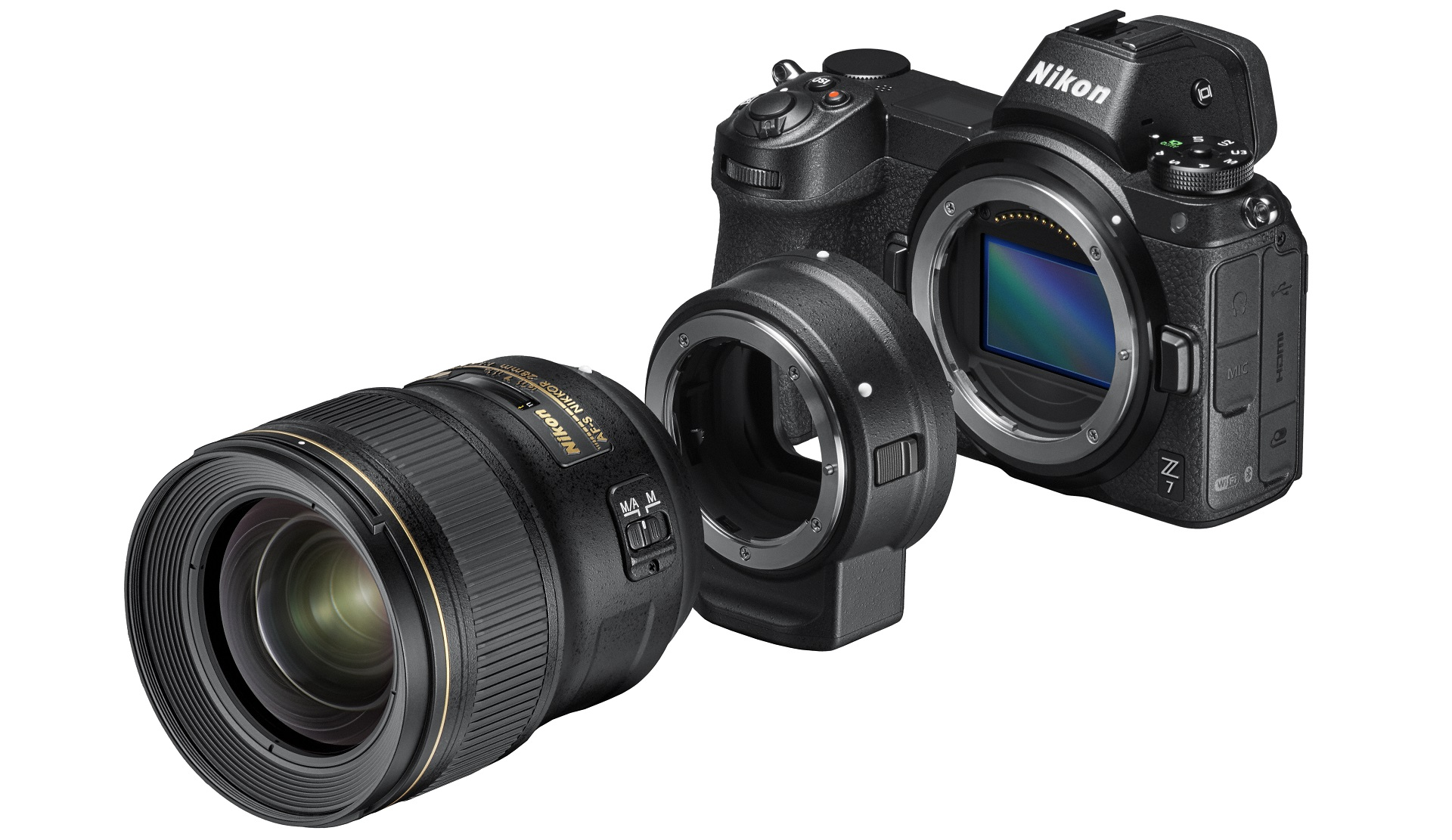Nikon Releases Z7 And Z6 Full Frame Mirrorless Cameras And