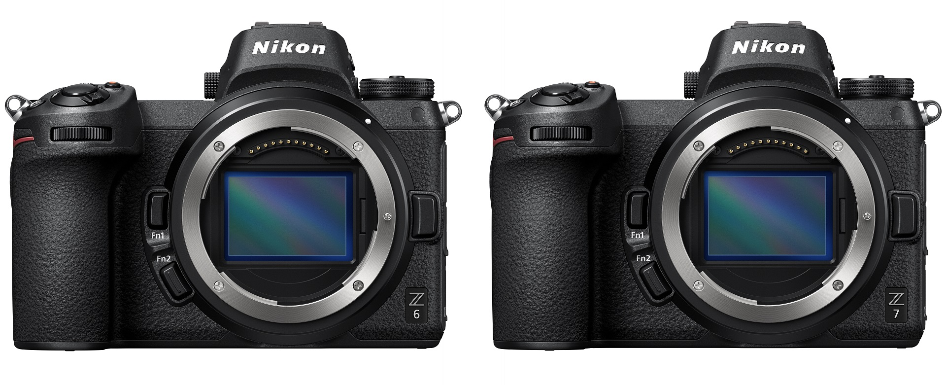 nikon releases z7 and z6 full frame mirrorless cameras and z mount