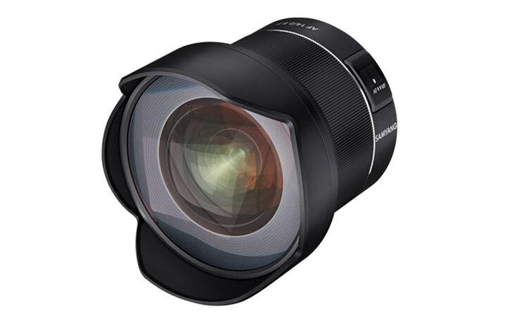 Samyang AF 14mm F2.8 - Now in Nikon F Mount