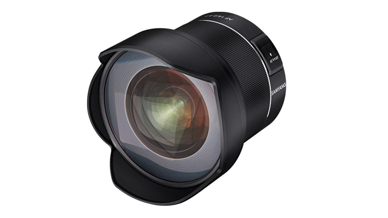 Samyang AF 14mm F2 8 - Now in Nikon F Mount   cinema5D