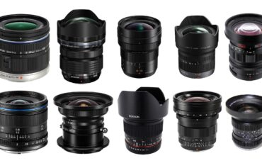 Native Ultra Wide-Angle Lenses for MFT - Buyer's Guide