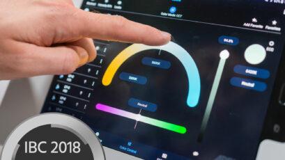 ARRI Stellar - New Way To Control Intelligent Light Fixtures