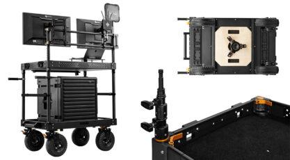 Inovativ Apollo Cart Gets Accessorised