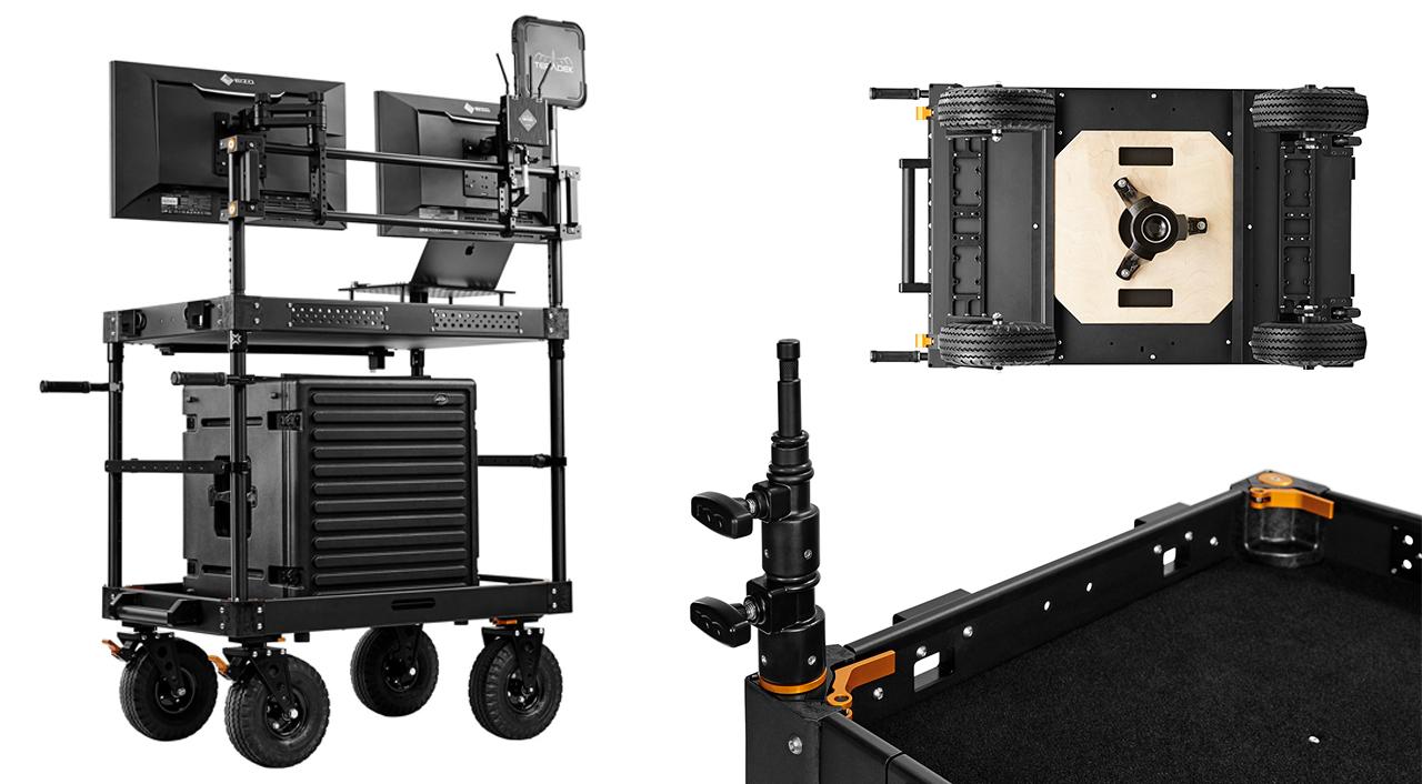 Nuevos accesorios para el Apollo Cart de Inovativ