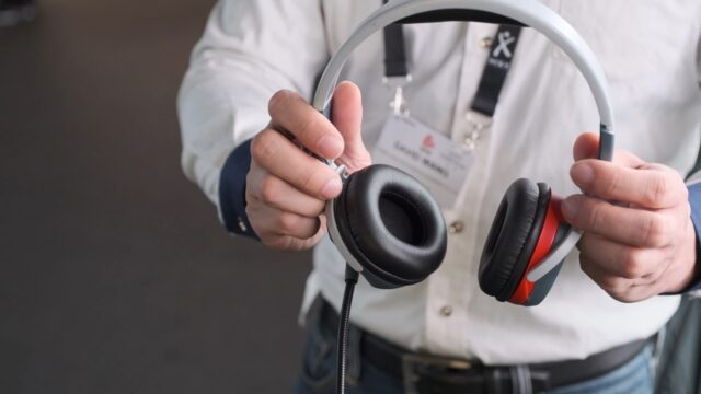 CAME-WEARO – Duplex Headphones for Seamless Communication from CAME-TV