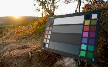 X-Rite Launch ColorChecker Video XL Chart