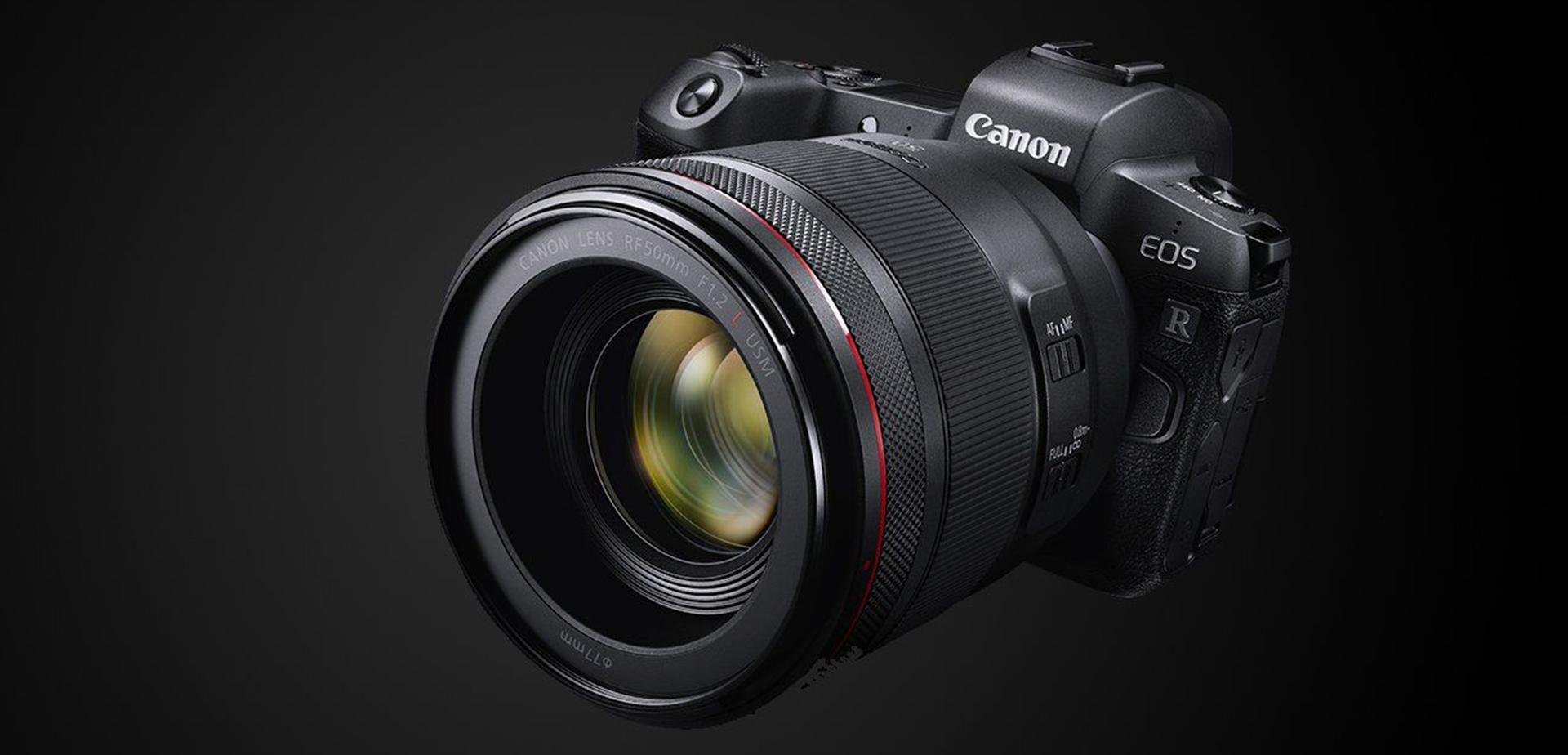 Canon EOS R Full-Frame Mirrorless Camera Announced – Plus 4 New RF ...