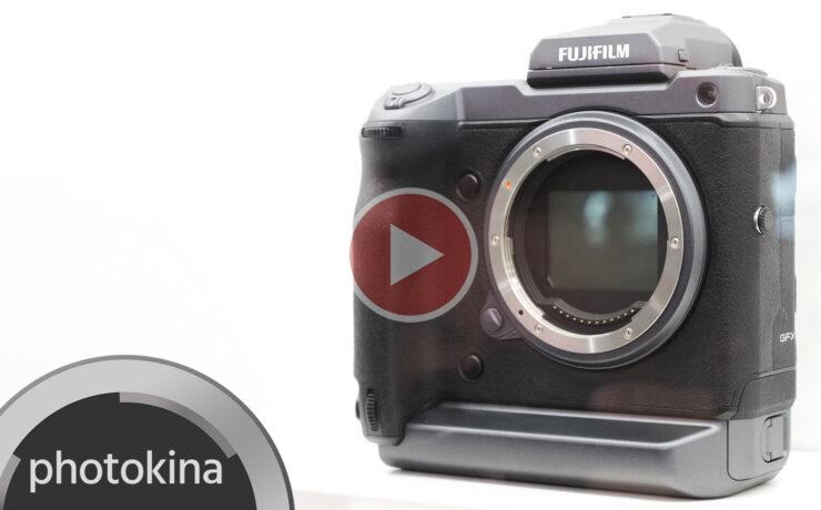 FUJIFILM GFX 100 - 4K, 10bit Medium Format Camera Concept Explained