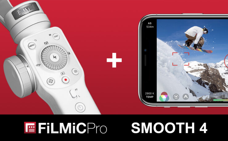 FiLMiC Pro and Zhiyun Smooth 4 - A Perfect Match for Mobile Filmmakers?