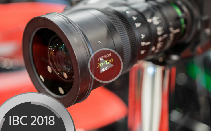 FUJINON XK20-120mm PL Price Drop Explained, Other Mounts Possible