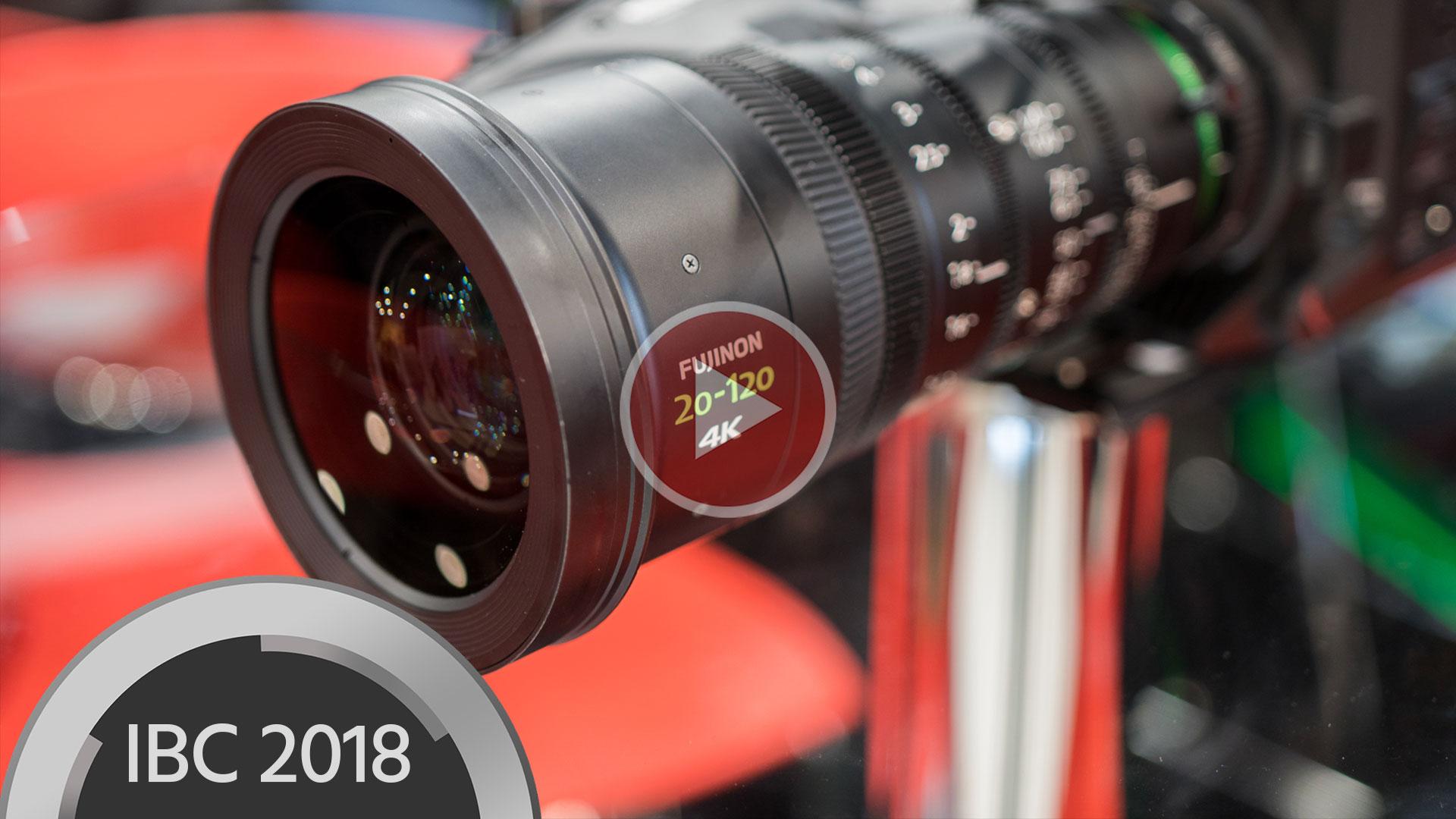 フジノンXK20-120mmPLサーボモーターレスバージョンを追加