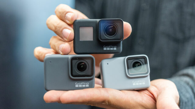 GoPro HERO7 Black Hands On - How Smooth Is HyperSmooth