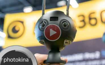 Insta360 Pro 2 - 8k 3D VR Recording with Improved Wireless Connectivity