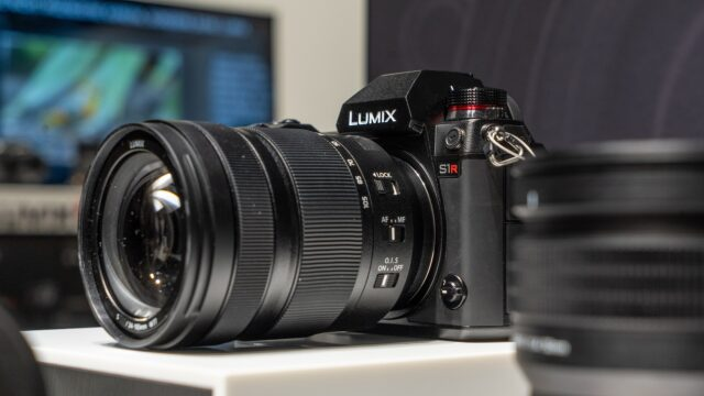 Panasonic Lumix S1 And S1r Full Frame Cameras Explained