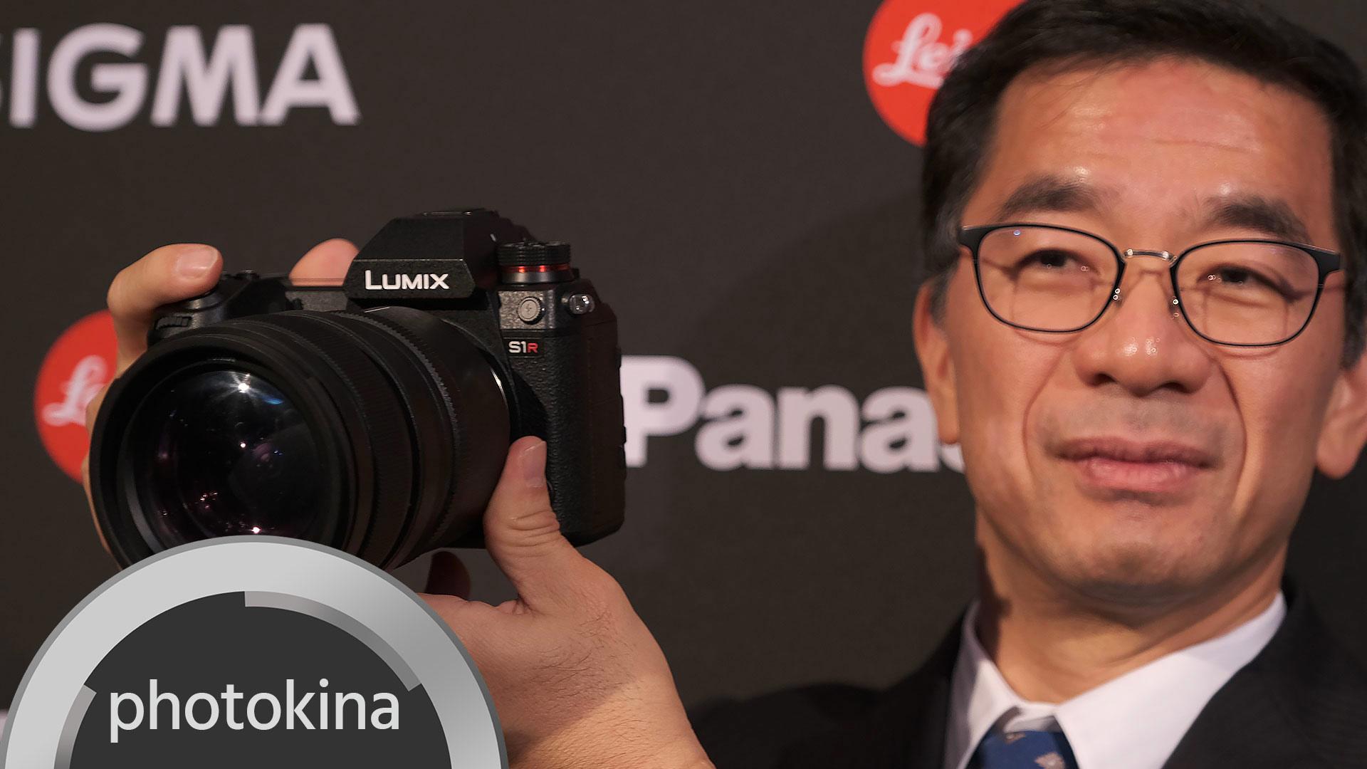 パナソニックがLUMIX Sシリーズフルフレームカメラを発表 - LUMIX S1とS1R