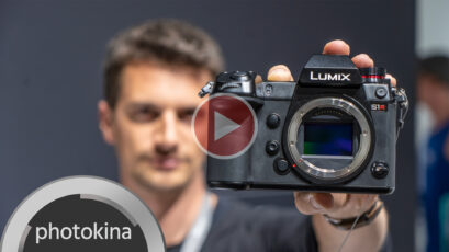 Panasonic LUMIX S1 and S1R Full Frame Cameras Explained - Video Interview