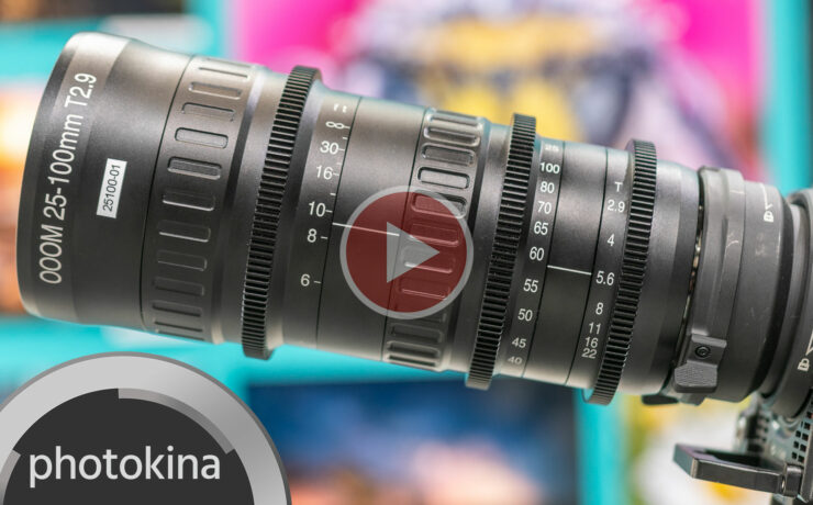 Laowa OOOM 25-100mm T/2.9 Cine Zoom – Interview and First Footage