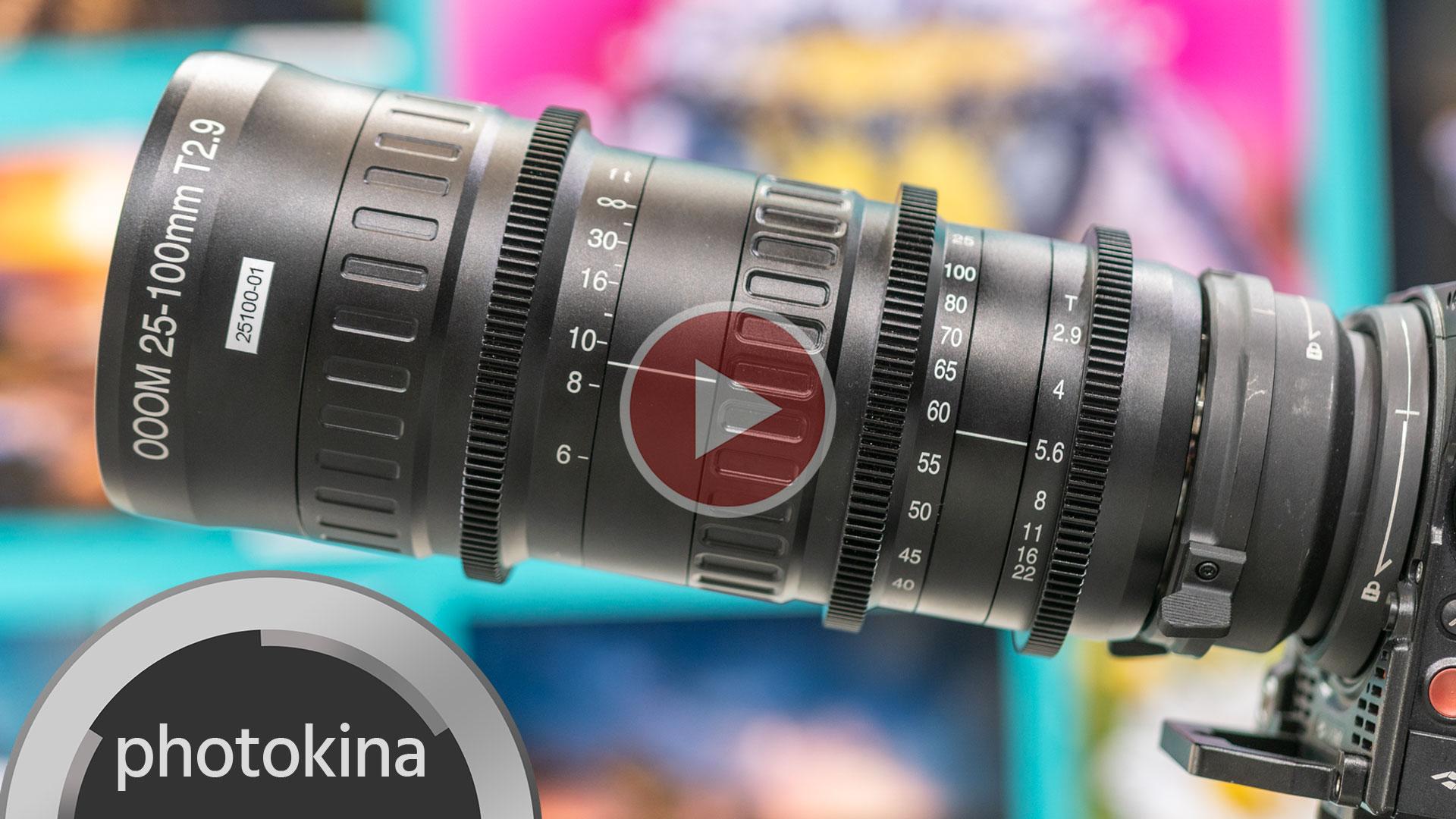 Laowa OOOM 25-100mm T/2.9 Cine Zoom – Entrevista y primeras imágenes