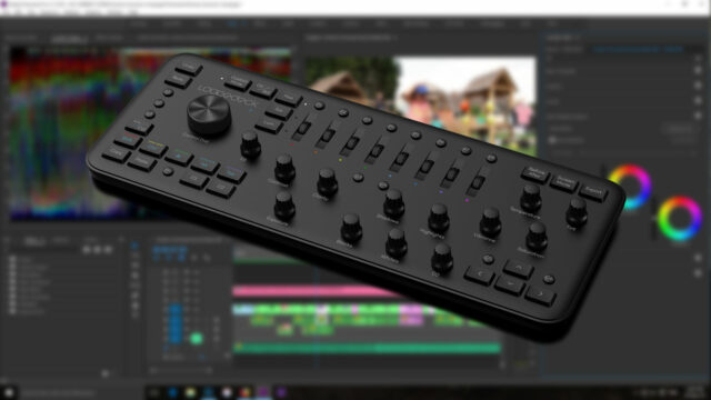 Loupedeck+ Control Interface Now Supports Adobe Premiere Pro CC