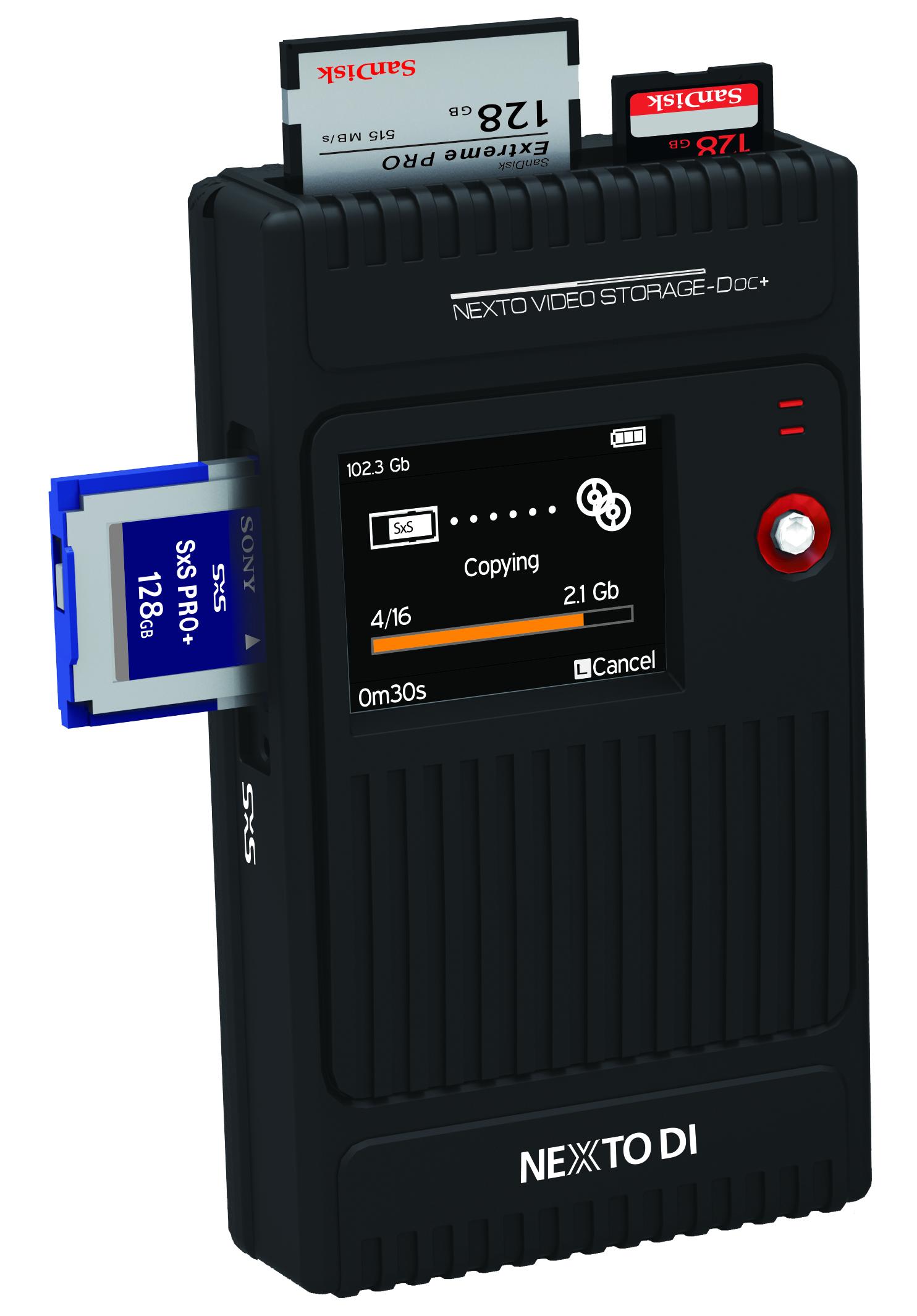 IDXがNEXTO DIのメモリーカードバックアップ装置を販売開始
