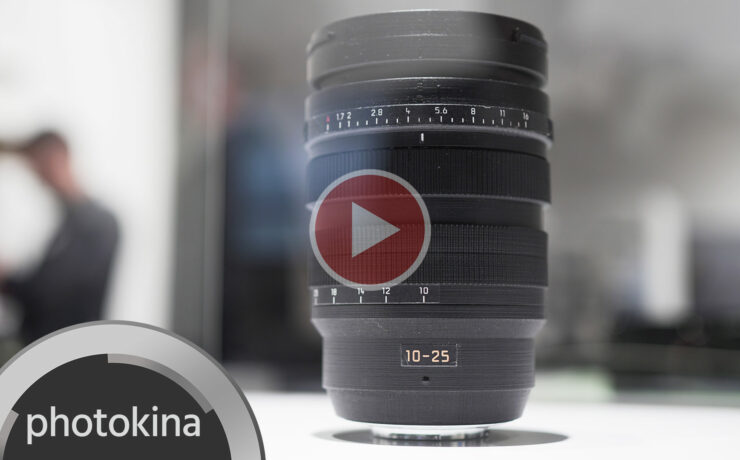 Panasonic Firmware Update for GH5 and GH5S and Panasonic-Leica 10-25mm F1.7 MFT Lens