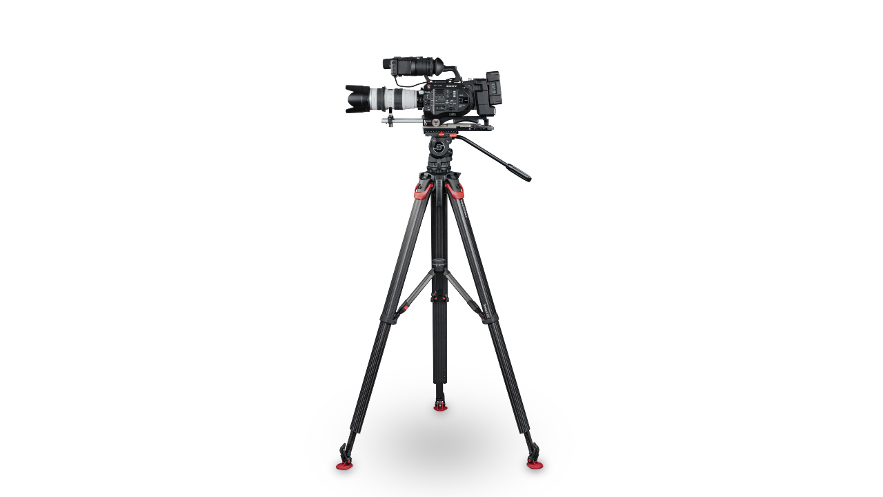 News Cinema5d Logitech Webcam C300 Wiring Diagram Sachtler Flowtech 100 Announced Most Of Whats True For The 75 Also Applies To Idea Is That This Tripod System Can Be