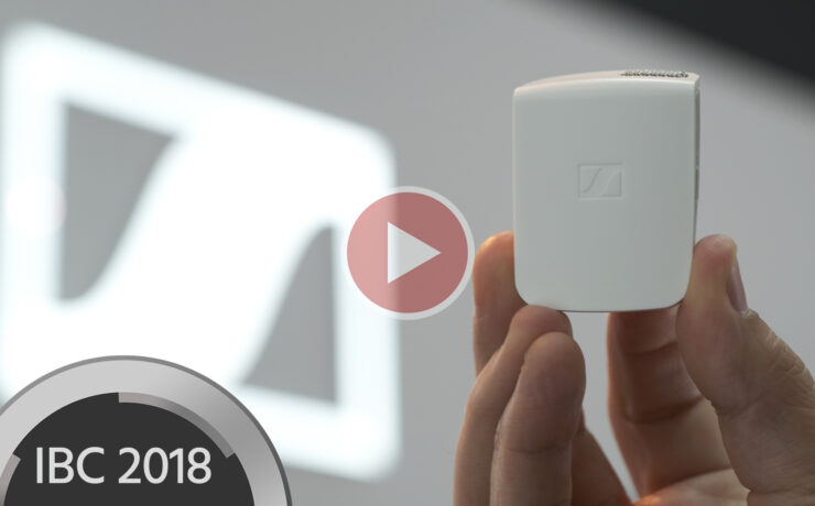 Sennheiser Memory Mic - Wireless Audio for Smartphones - Shipping Now