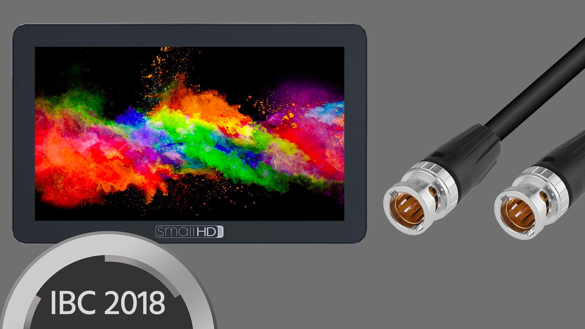 SmallHDがFOCUS OLED SDIを発表