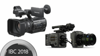 Sony Announces New HXR-NX200 Camera and Updates Coming to VENICE