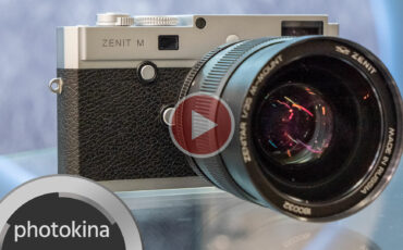Zenit M with 35mm F/1.0 Lens – Russian Legendary Brand Enters Digital Age – Interview and Footage