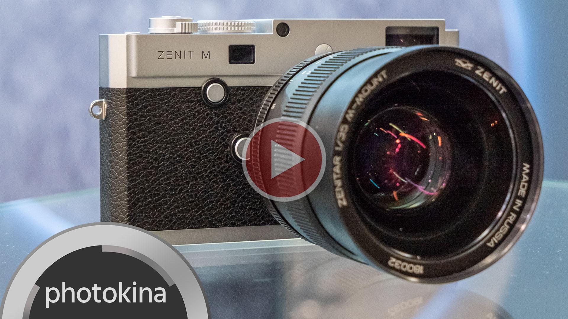 Zenit M con lente 35mm F/1.0 – La legendaria marca rusa ingresa a la era digital – Entrevista e imágenes