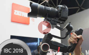 Zhiyun-Tech Teases Crane 3 LAB and Weebil LAB Handheld Gimbals