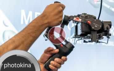 Zhiyun-Tech WEEBILL LAB For Mirrorless Cameras Announced At Photokina 2018