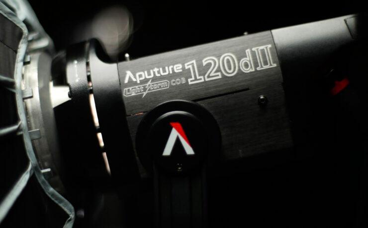 Aputure LS C120d II - Aputure Releases Update