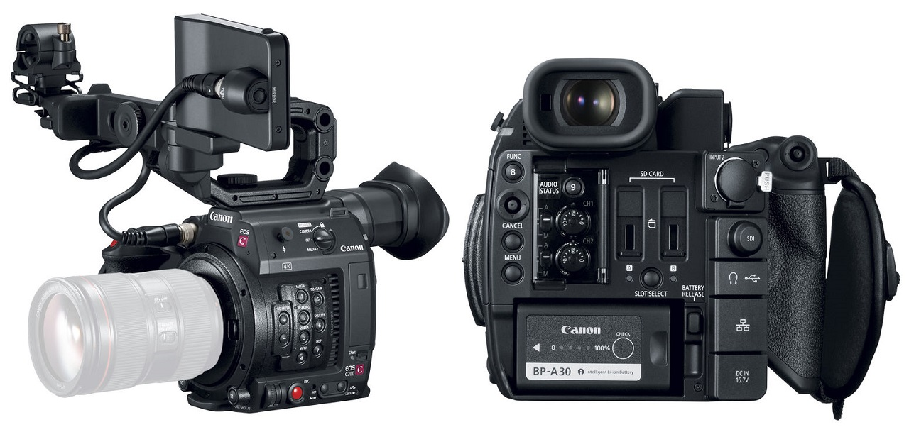 Canon EOS C200 Now $1000 Cheaper | cinema5D