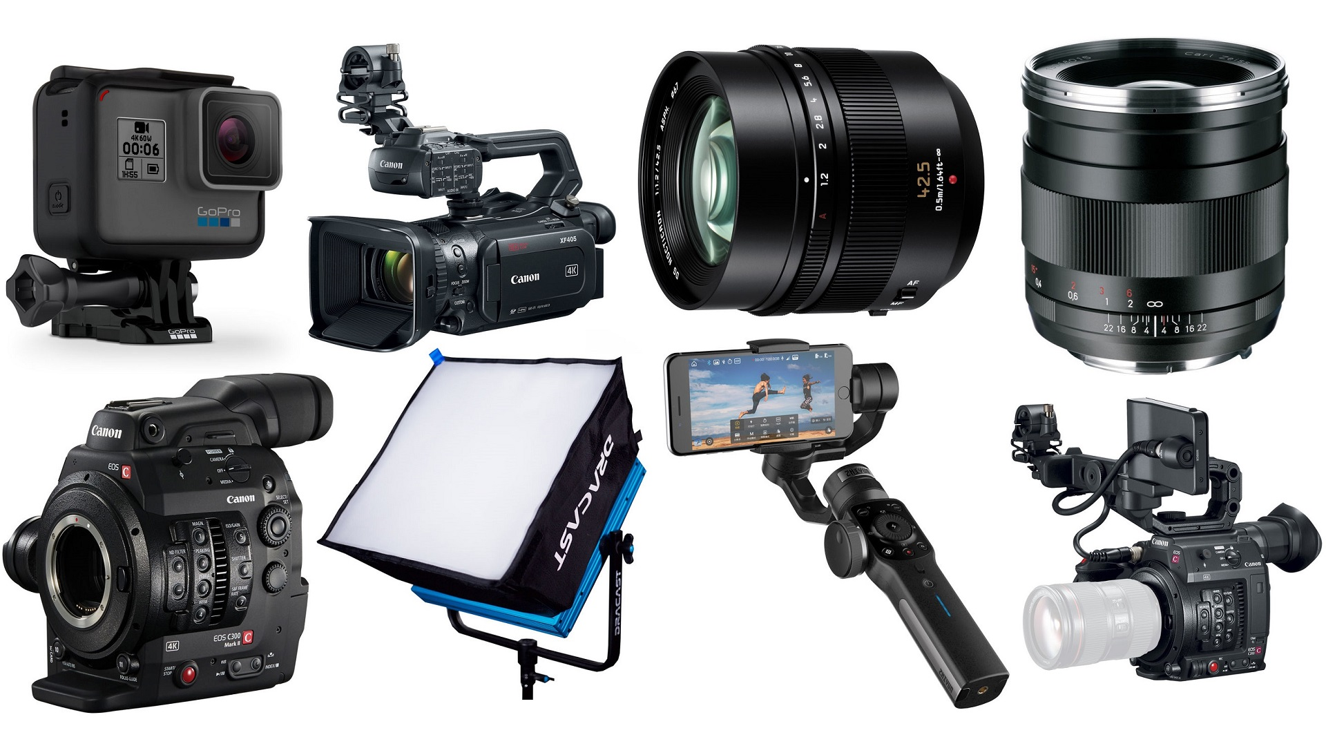 This Week's Top 10 Deals for Filmmakers – GoPro, Canon