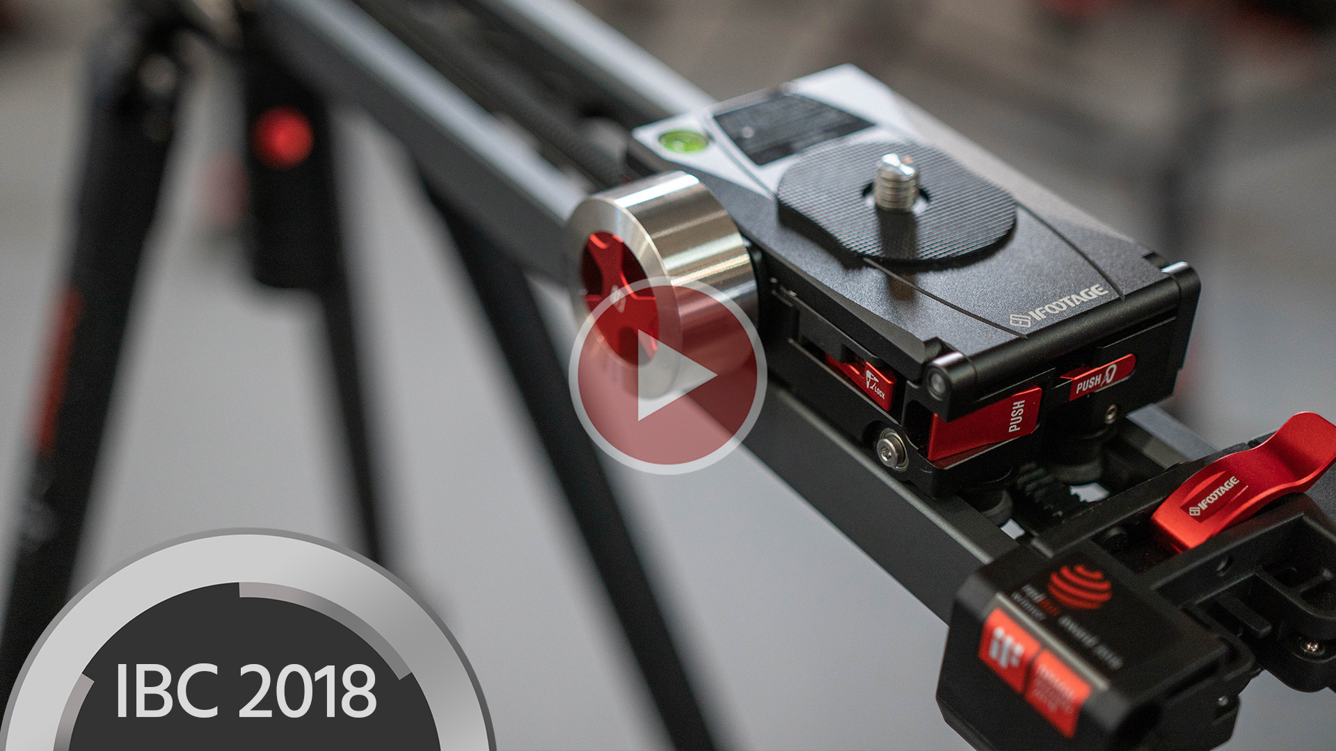 iFootageがShark Slider Miniを発表 - モジュール構造で無制限に延長できるスライダー