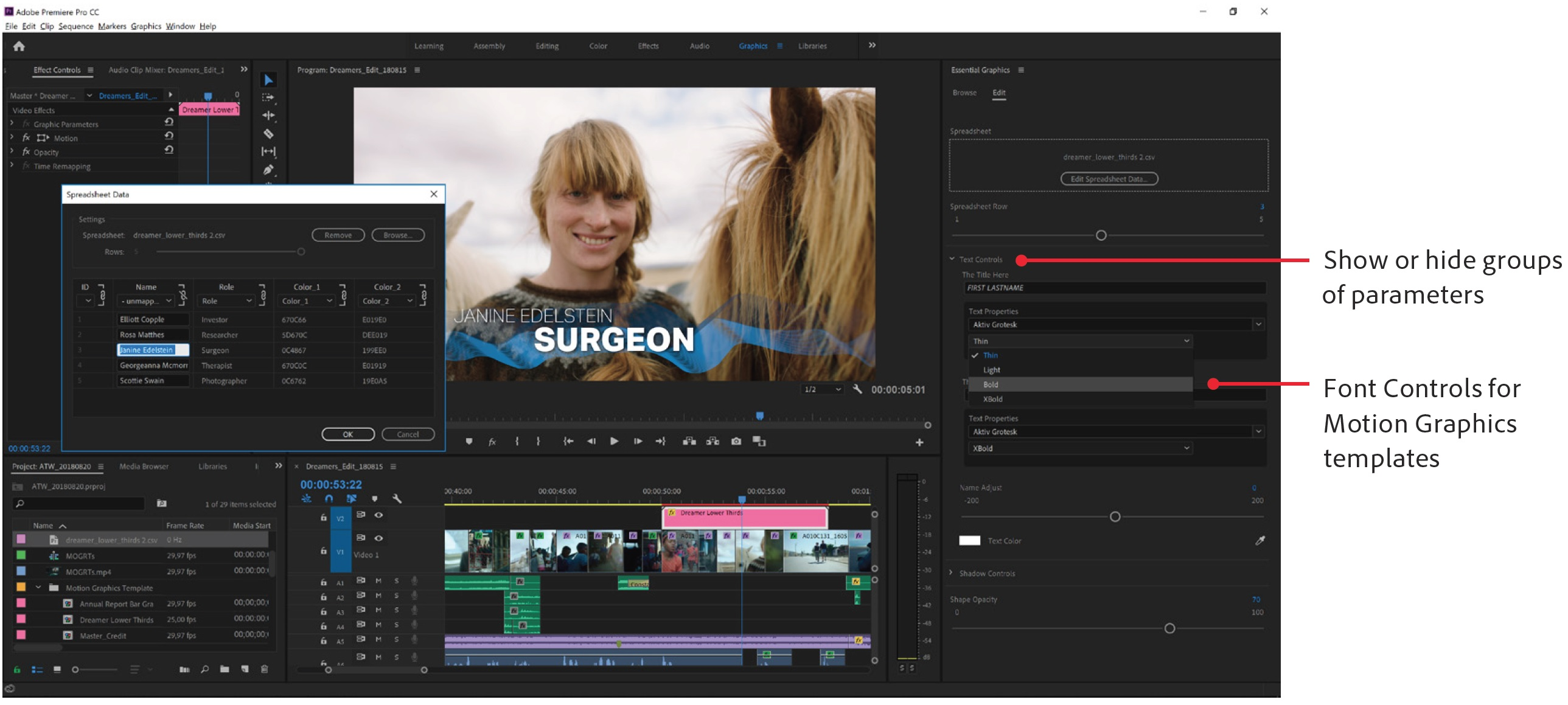 Upcoming Adobe Creative Cloud Updates for Premiere Pro, After
