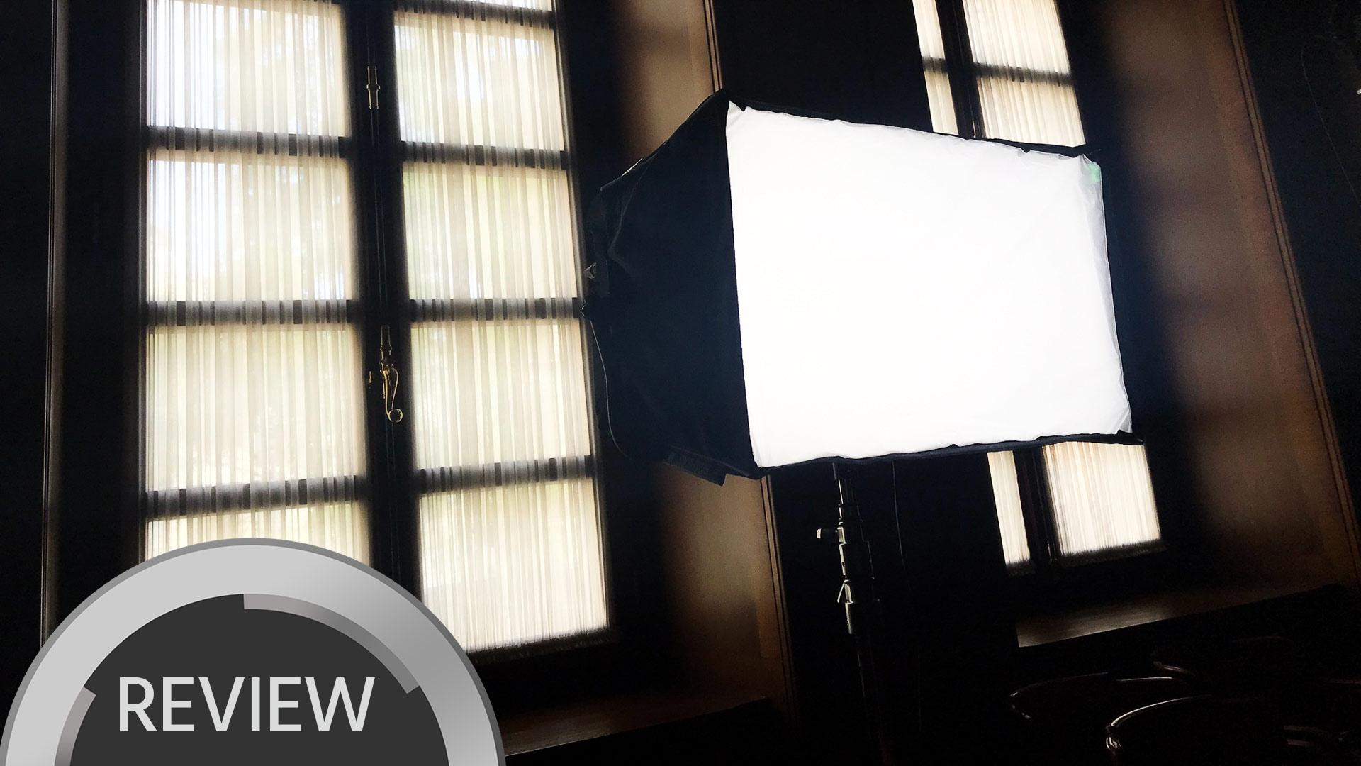 Reseña del Velvet Light 2 - Un Panel LED a Prueba de Lluvia Con un IRC de 95
