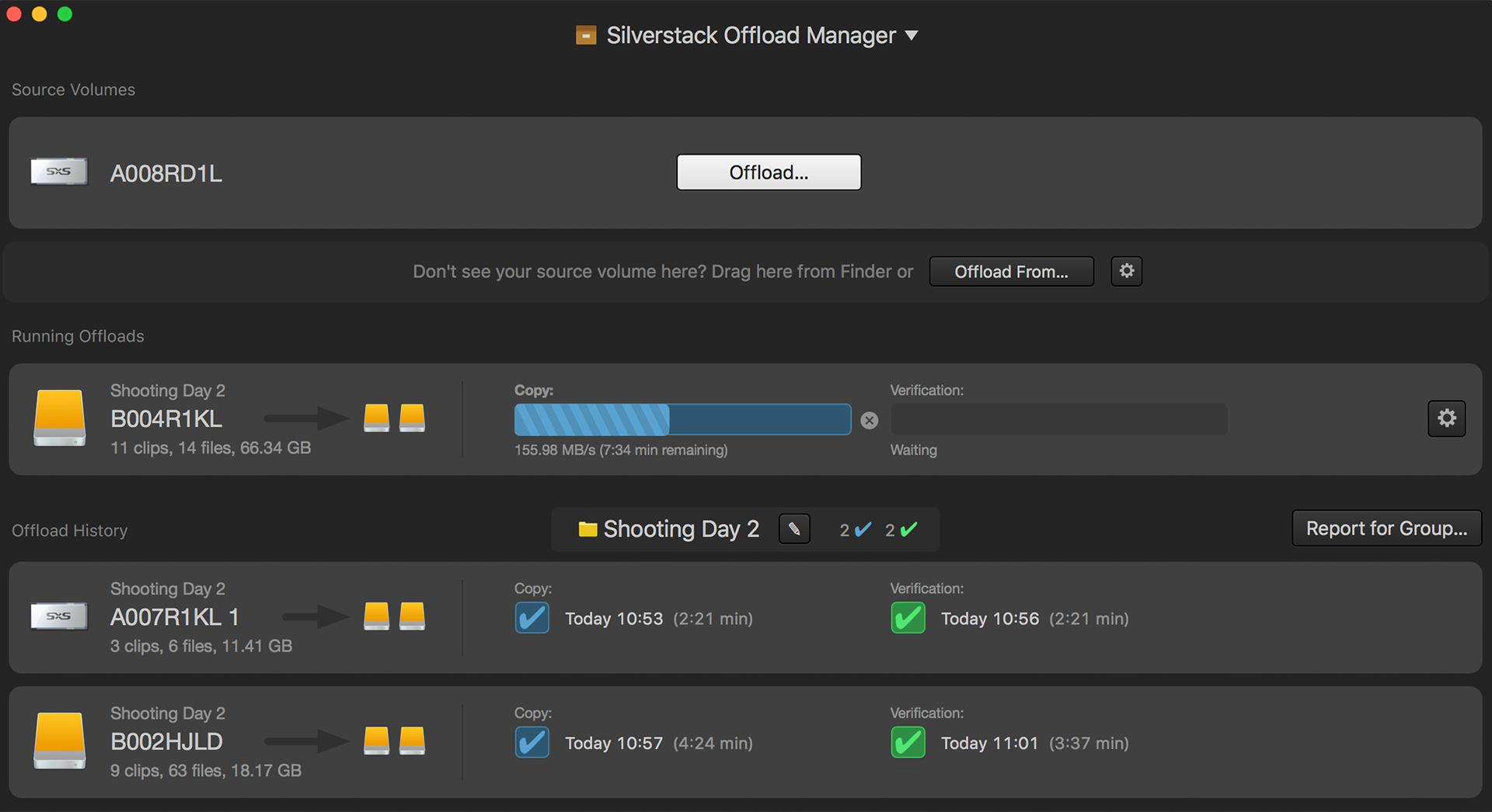 Pomfort Silverstack Offload Manager Released – Securely
