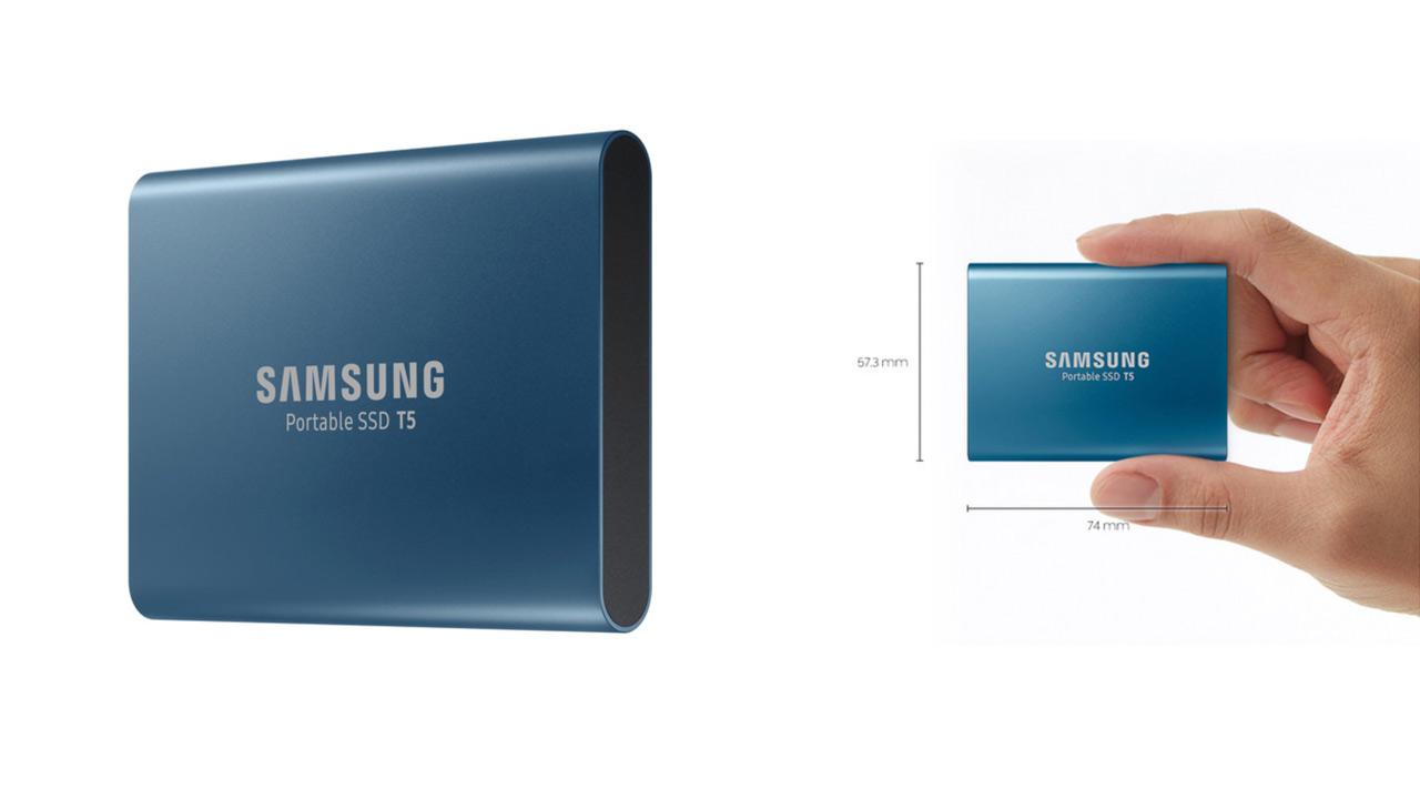 Samsung T5