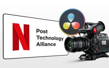 Blackmagic Design in Netflix Post Technology Alliance