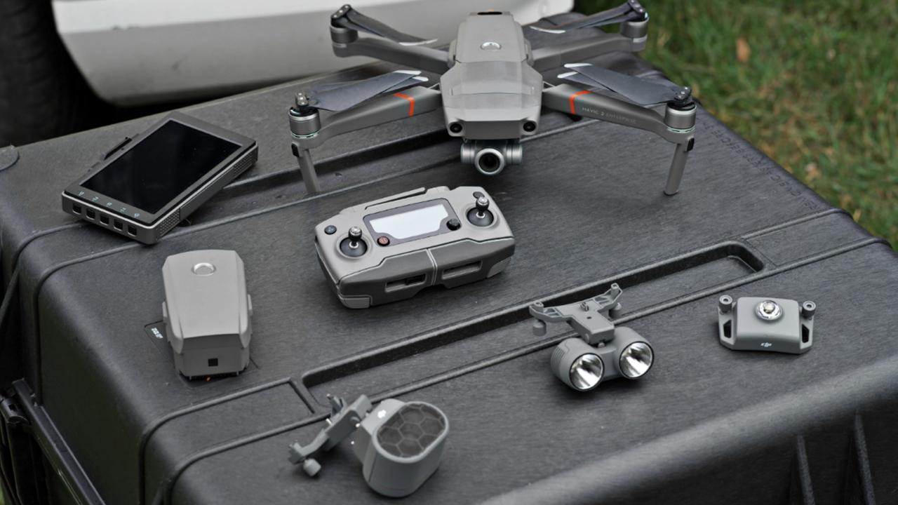 DJI Mavic 2 Enterprise - When a Drone is Needed for More