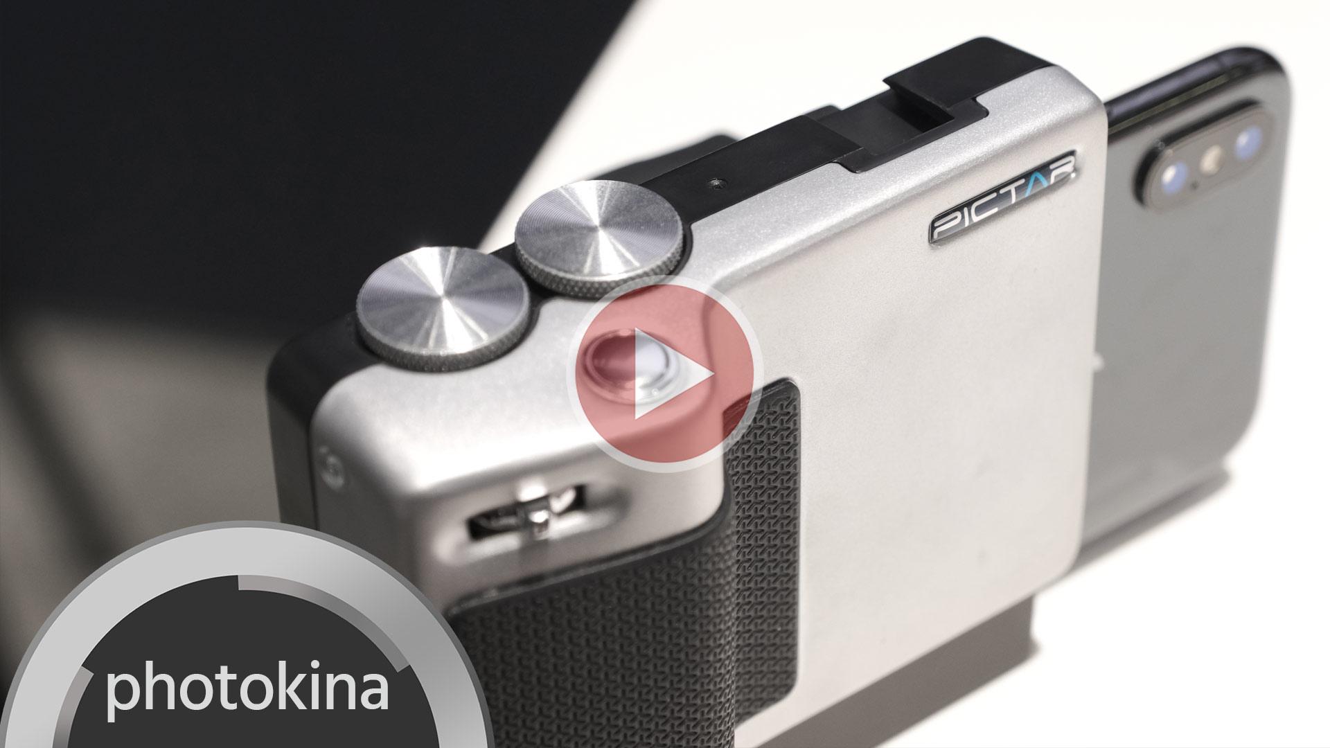 Anunciaron el Pictar Pro – controles de cámara avanzados para tu smartphone