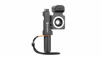 SmartCine Rig Adds Ring Light, Stereo Mic and Lenses to Smartphones