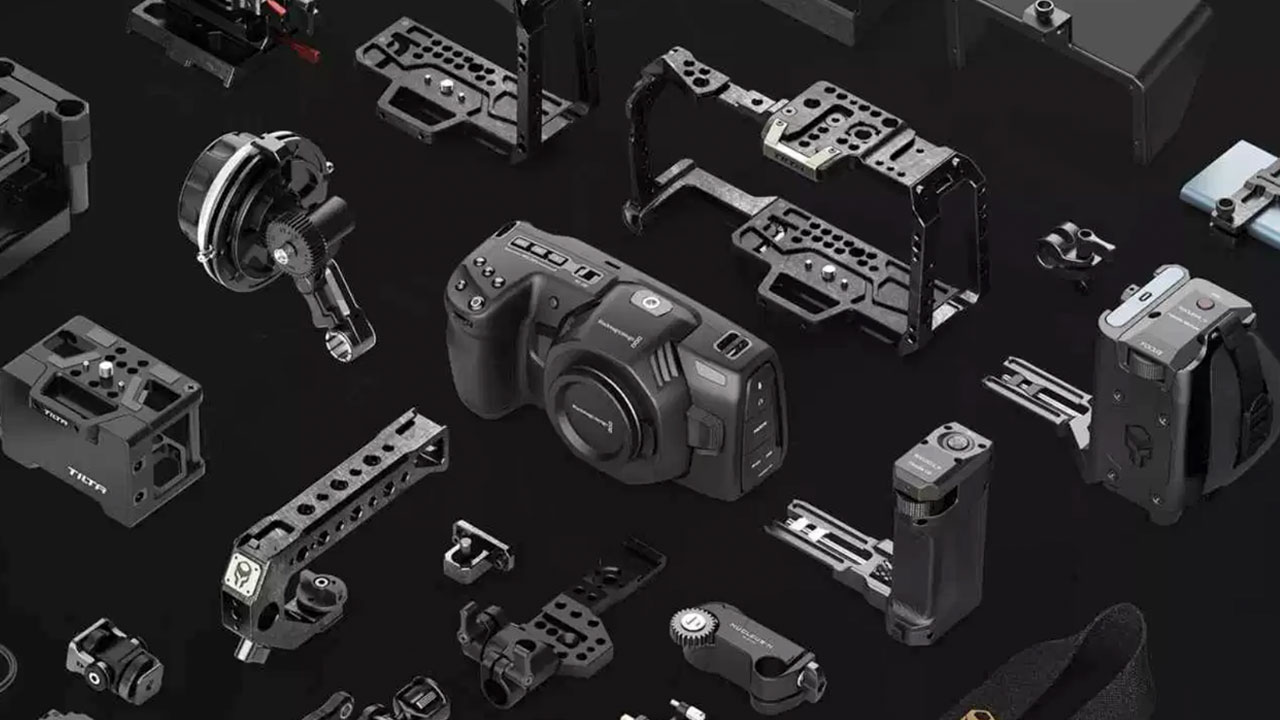 Tilta Teases Modular Cage and Accessories System for BMPCC 4k