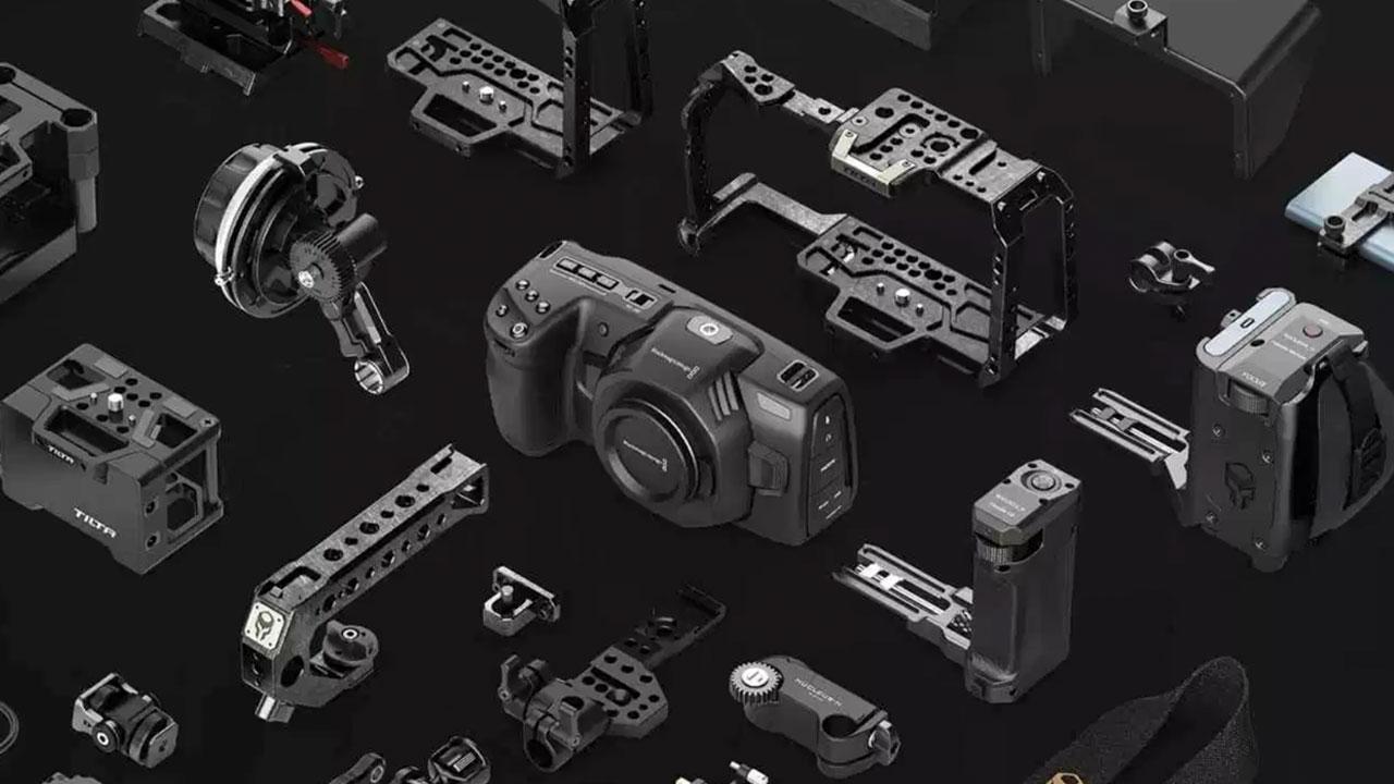 Tilta(ティルタ)がブラックマジックデザインBMPCC 4K用ケージを発表