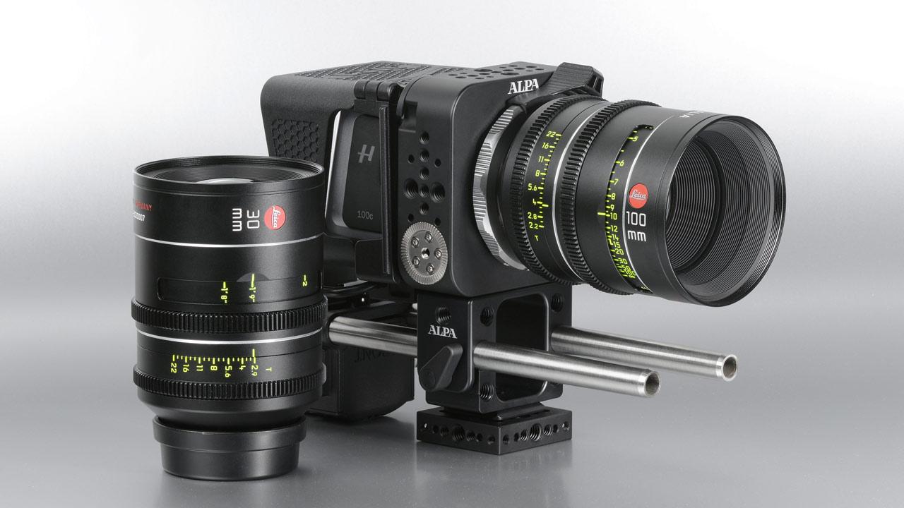 ALPA PLATON - Rehousing Hasselblad Medium Format Cameras for